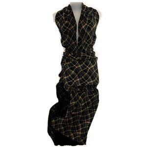 Dresses & Skirts - Backless Slit Dress